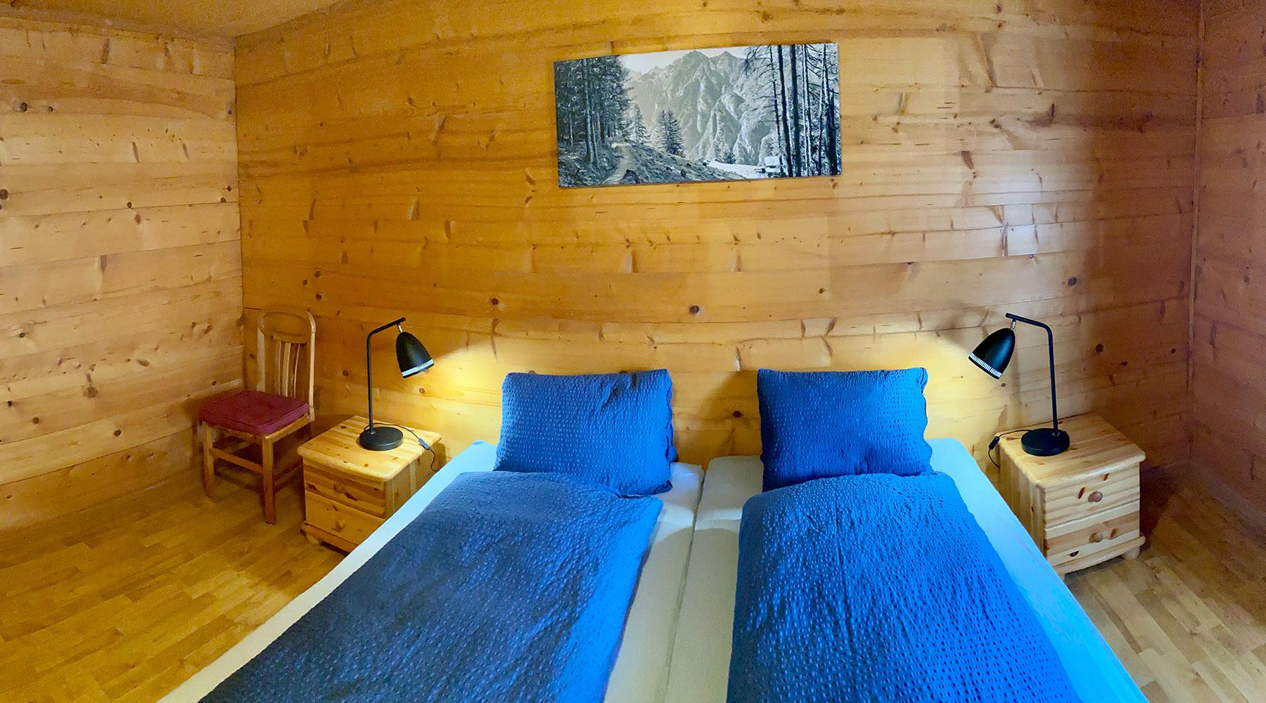 Eggeri - Bedroom 1
